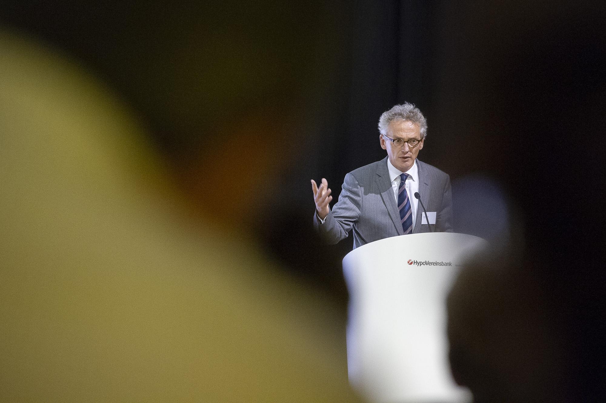 Wirtschaftsgespräche Redner