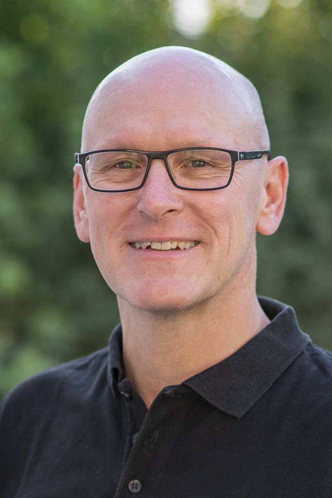 Portrait des Fotograf Bernd Leitner